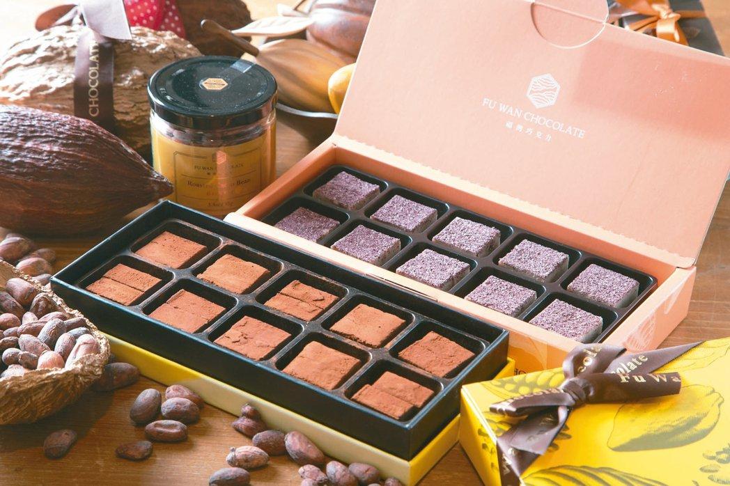 屏果產的巧克力也可以揚名全球。 攝影/陳立凱
