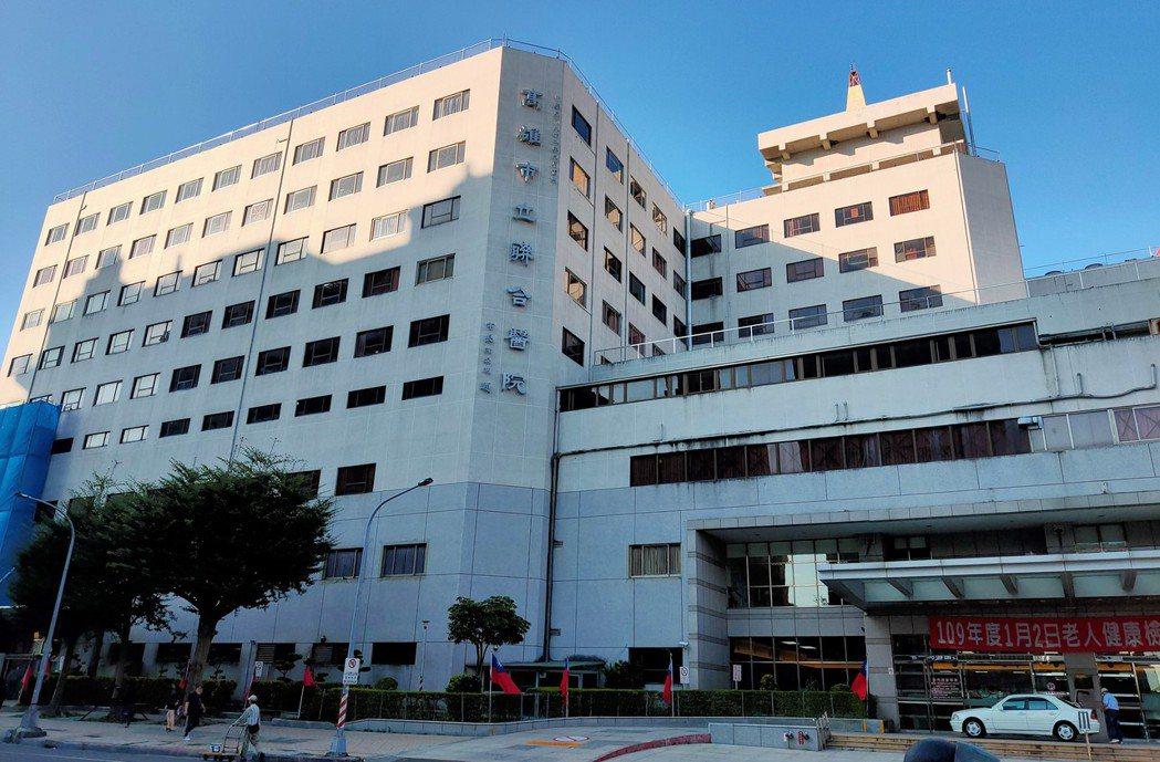 高雄市立聯合醫院成立逾40年,因應當地人口成長,醫療需求增,已向市府爭取到後方2...