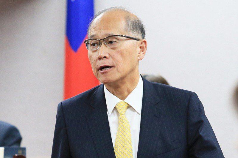 國安會秘書長李大維是否留任受關注。圖/聯合報系資料照片