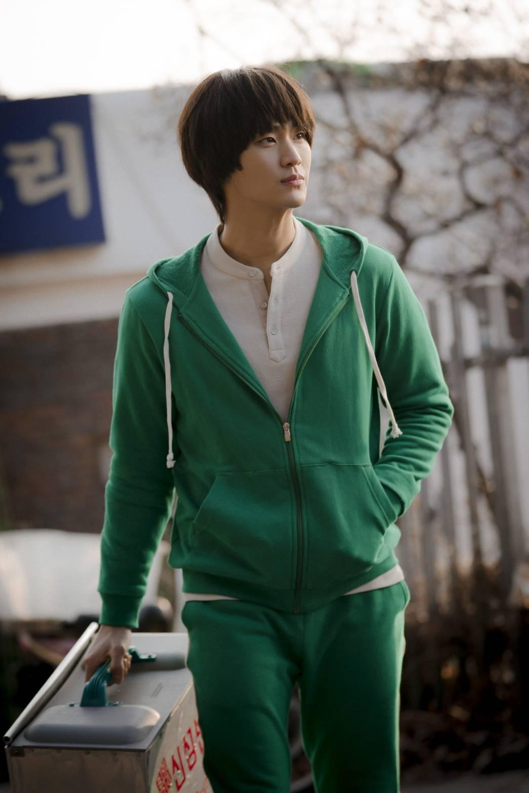 金秀賢在第10集驚喜現身。圖/Netflix提供