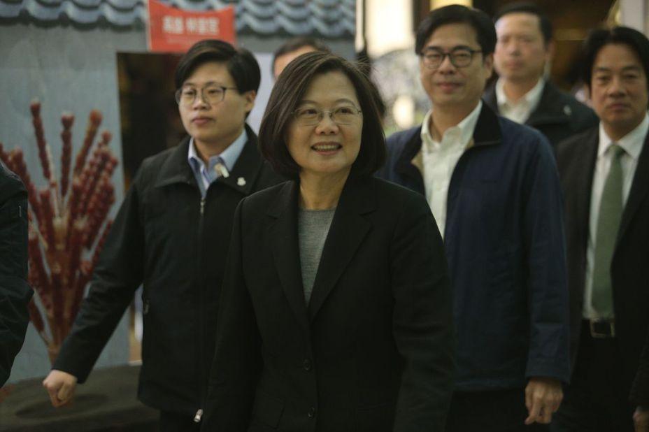 總統蔡英文。聯合報系資料照片/記者劉學聖攝影
