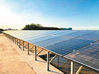 萬家香第三代主導成立首美能源,跨足太陽能產業。 首美能源/提供