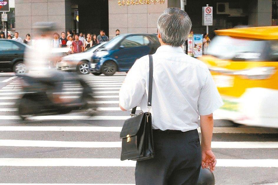 年紀輕輕就退休真的幸福嗎? (本報系資料庫)