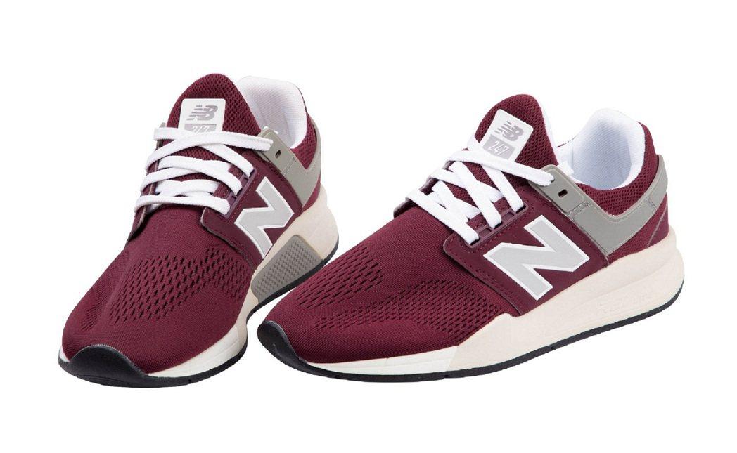內湖店New Balance慢跑鞋,原價2,850元,特價1,710元。禮客OU...