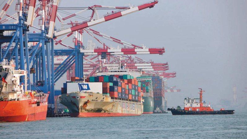經濟部今(20)日公布去年12月外銷訂單金額437.8億美元,年增0.9%。 圖/聯合報系資料照片