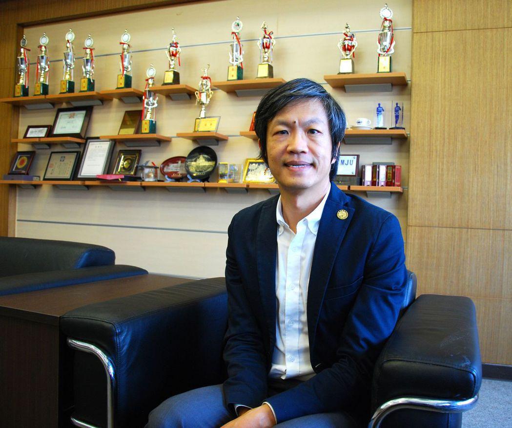 嘉義大學管理學院EMBA執行長沈宗奇認為,幫學員創造價值與競爭優勢是嘉義大學EM...