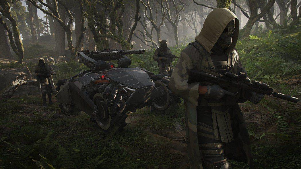 《火線獵殺:絕境》遊戲畫面