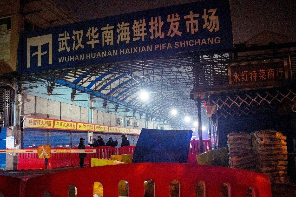 從武漢市傳出的新一批疫情通報,也不完全都與「疫情通報起點」的武漢華南海鮮批發市場...