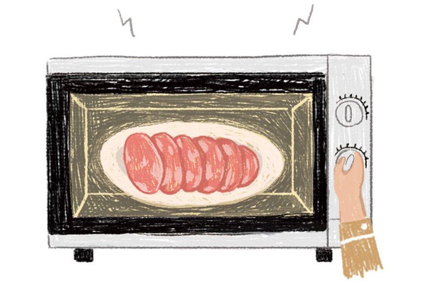 微波解凍(視食材決定)。 圖/主婦聯盟提供