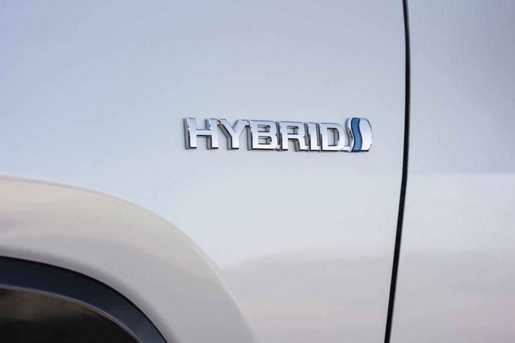 Toyota Motor Europe (TME) 去年售出超過55萬輛的Hyb...
