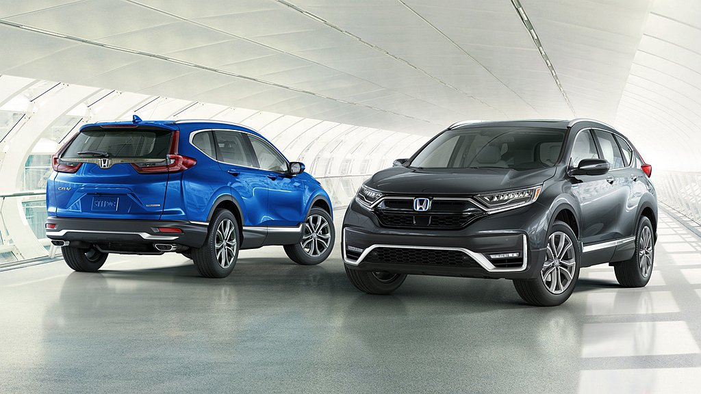 表現相當不錯的Honda CR-V,繳出年成長1.4%表現,總銷售達38.4萬輛...