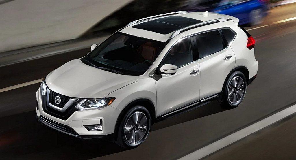 最快今年底推出大改款的Nissan Rogue,2019於美國市場仍保有銷售35...