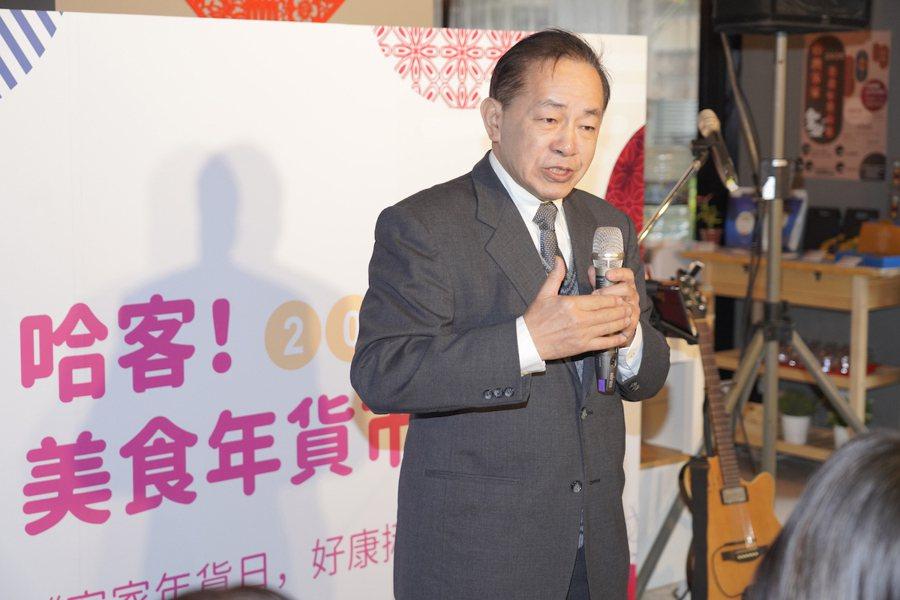 台灣夥伴大學育成交流聯盟執行長魏煒圻