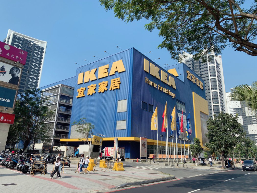 5-6分鐘可達IKEA。圖片提供/勇貿建設