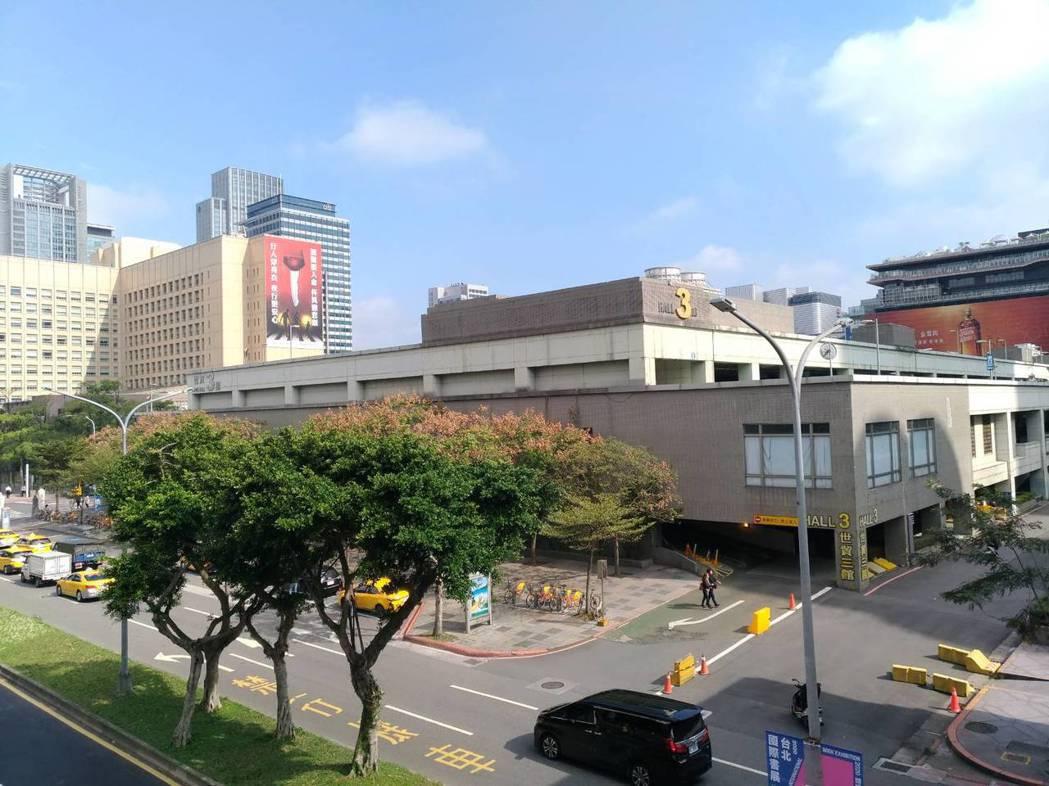 世貿三館 記者游智文/攝影
