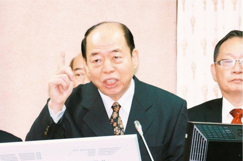 楊國強。本報資料照片