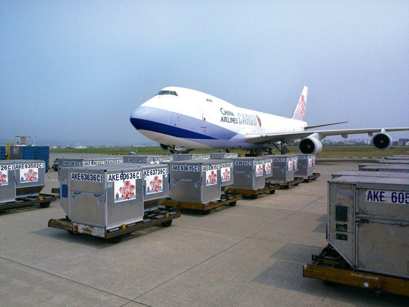 華航推出買機票抽機票,會員天天登錄抽哩程活動。圖/華航提供