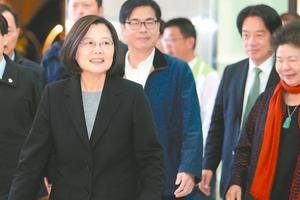 最新民調/<u>蔡英文</u>聲望高 7成2不期待韓國瑜捲土重來