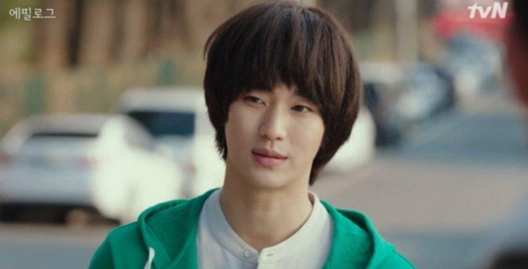 金秀賢驚喜客串。圖/摘自tvN