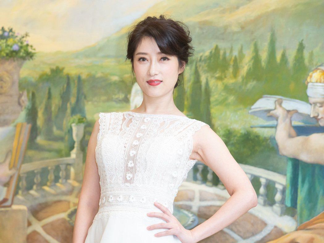 李婭莎表示不排斥女女戀。記者季相儒/攝影