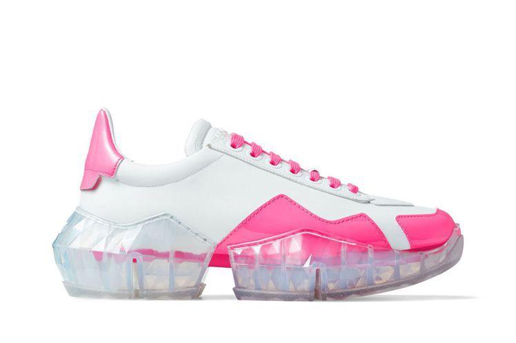 The Highlighted系列經典運動鞋DIAMOND,40,800元。圖/...