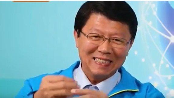 國民黨台南市黨部主委謝龍介表示,近日會宣布是否參選黨主席。圖/擷取畫面
