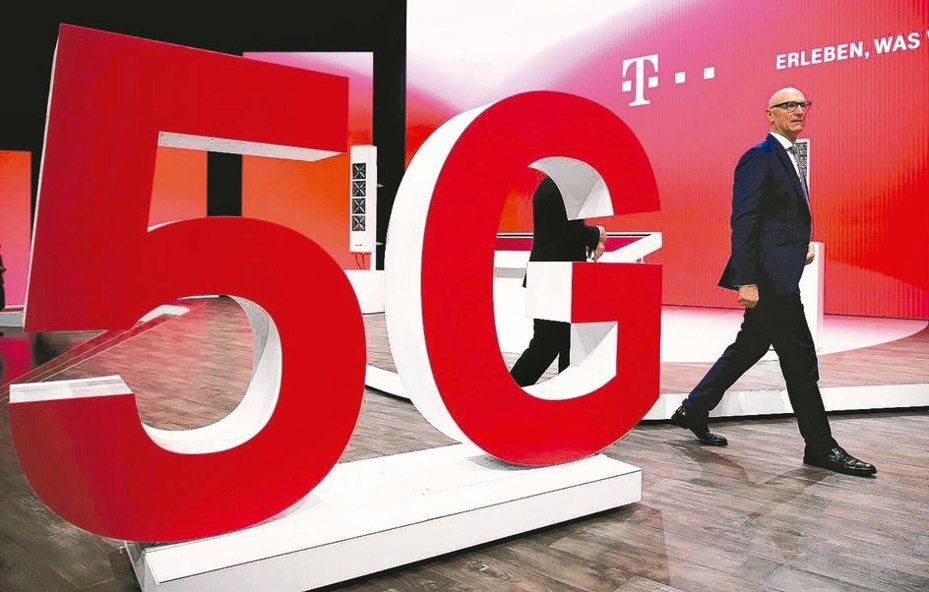 2020年5G加速向前衝,有兩大關鍵因素。 (路透)