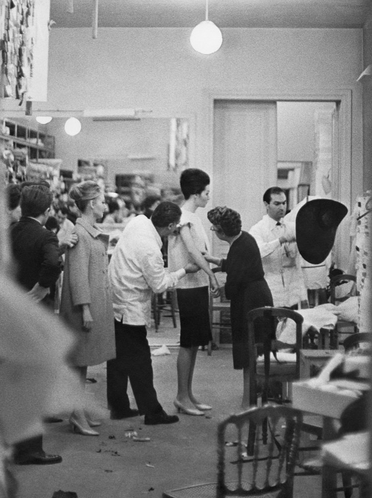 闊別了52年,Balenciaga宣布將在今年7月重啟高級訂製時裝系列。圖/Ba...