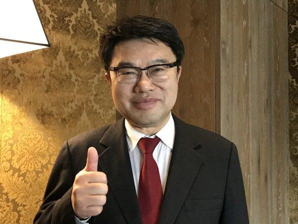 永達保經董事長吳文永。記者陳怡慈/攝影
