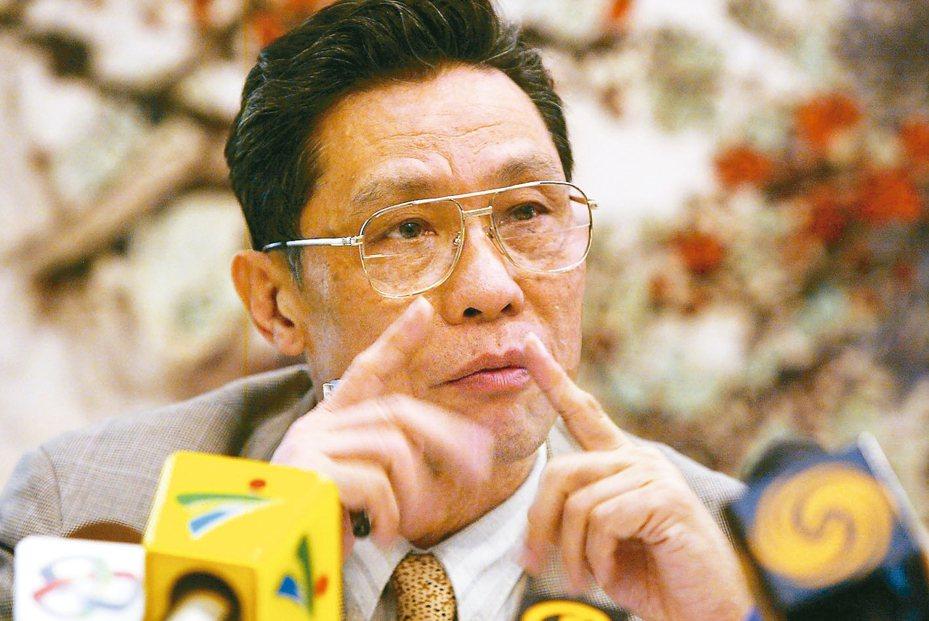 大陸國家衛健委高級別專家組長鍾南山。 美聯社
