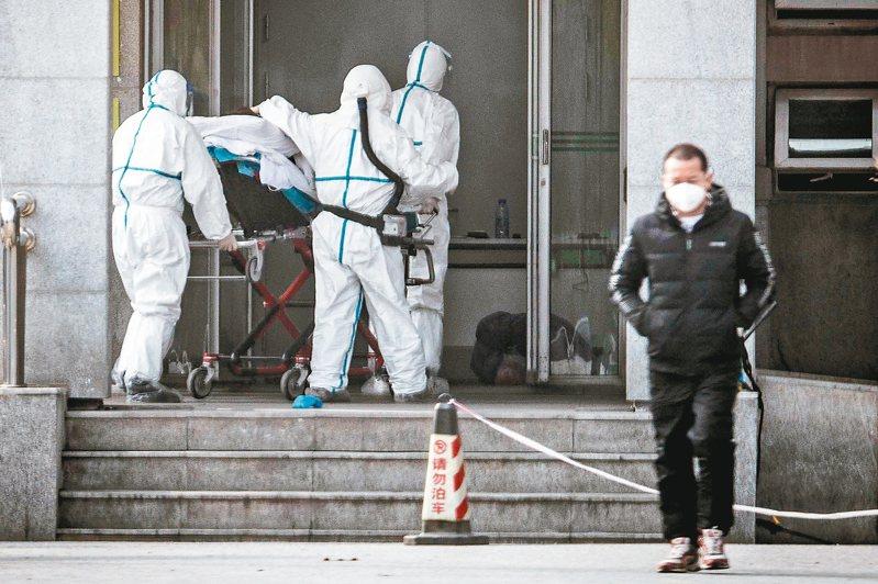 武漢肺炎出現跨省跨國確診病例,不少人擔心疫情可能很快傳至台灣。 法新社