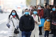 武漢肺炎疫情延燒!口罩、消毒液、香皂熱銷