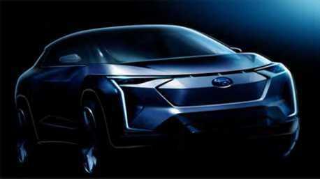 Subaru喊出10年計劃 電動化車型銷售拉高至4成