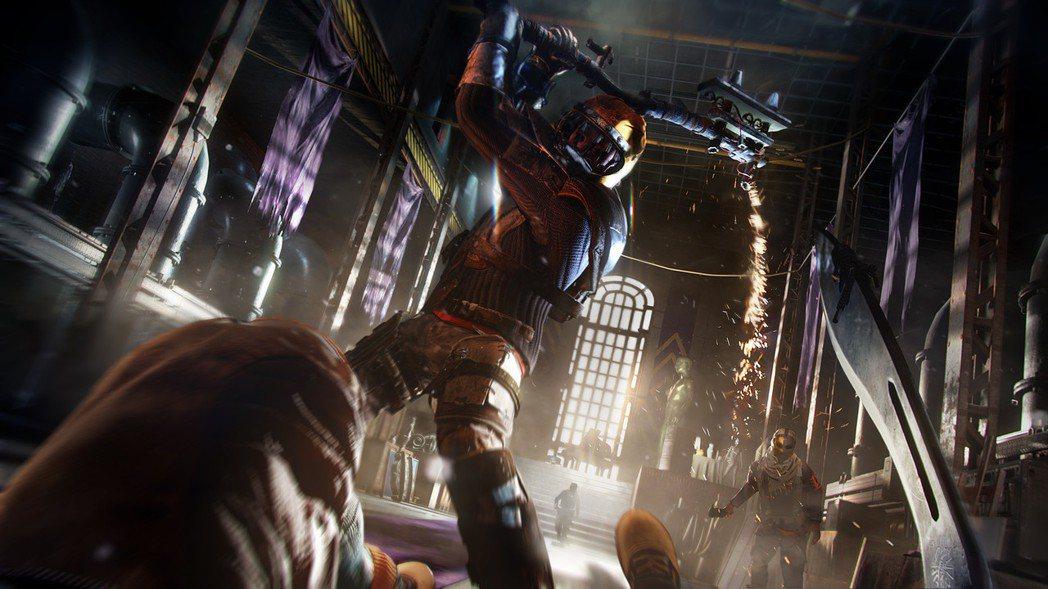 《垂死之光2》遊戲畫面