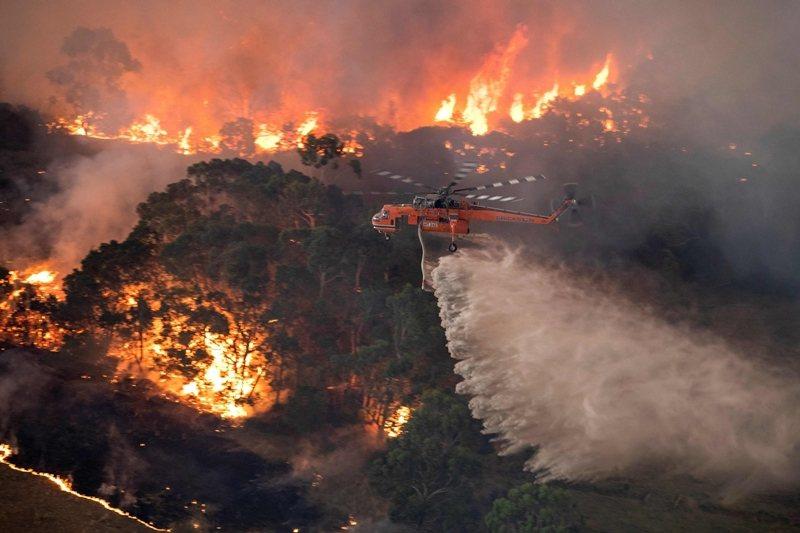 澳洲野火對於已不足以用「變遷」形容的全球氣候與生態,有著難以具體計算的傷害和影響...