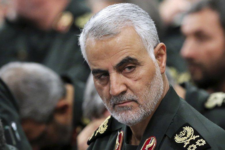 美軍針對伊朗聖城旅指揮官蘇萊曼尼的暗殺行動,觸動雙方多年仇恨神經。 圖/美聯社