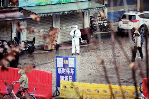 武漢肺炎攻入上海:中國「抗SARS老將」坦承人傳人、醫護院內染疫