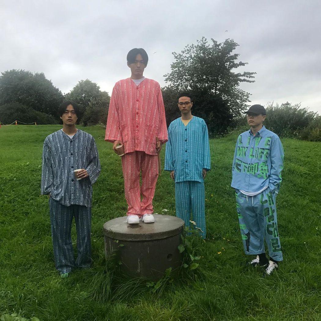 韓國知名樂團HYUKOH。圖/擷自IG