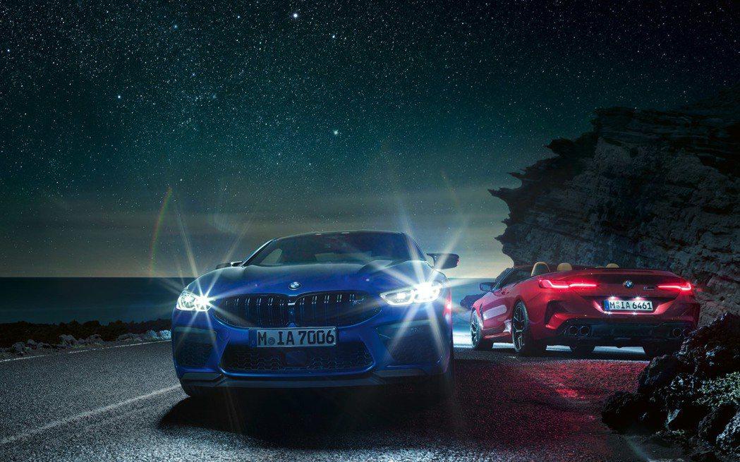 美國在去年成為BMW M GmbH最大銷售國。 摘自BMW M