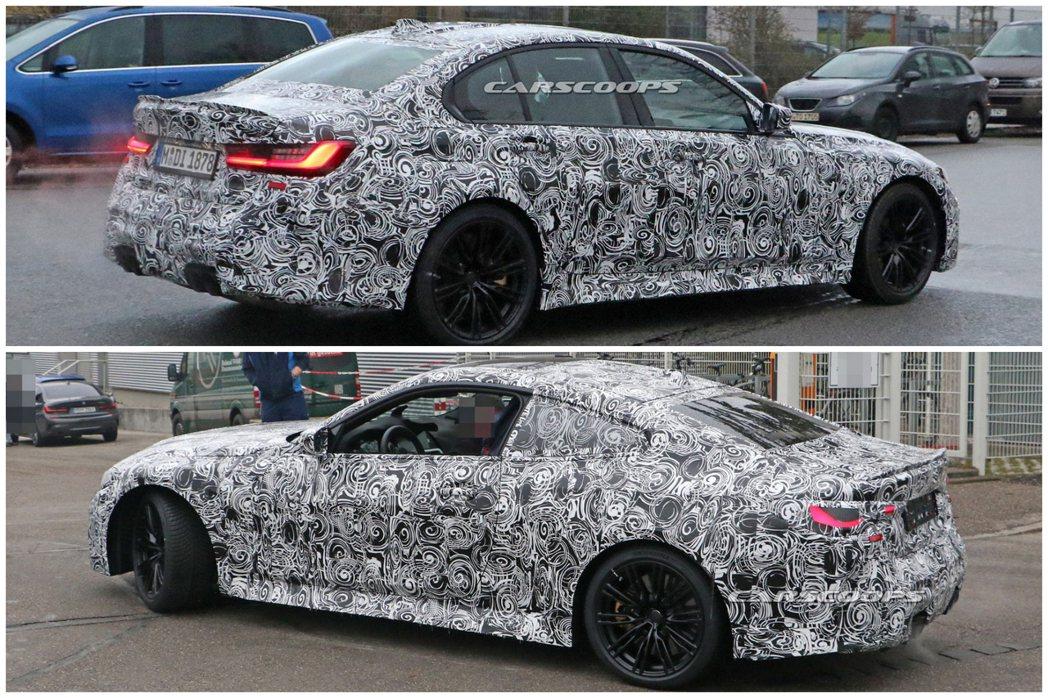 新世代BMW M3與M4 Coupe已確定會於2020年現身。 摘自Carsco...