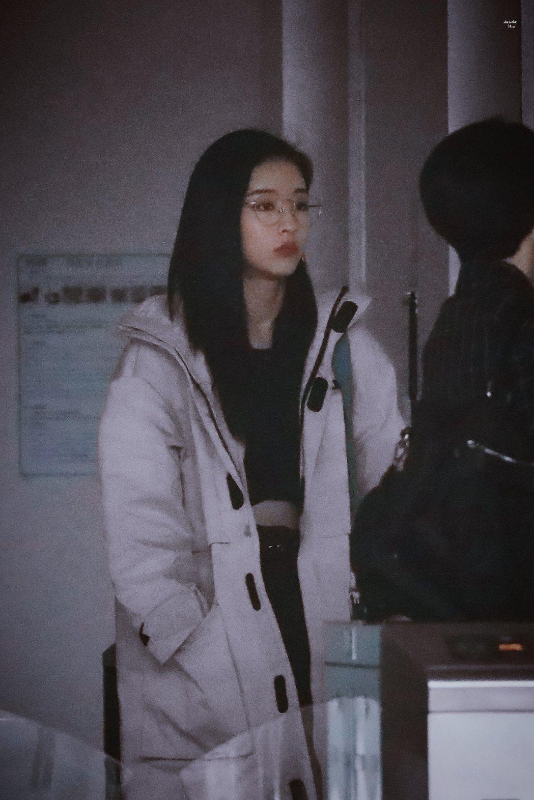 SNH48成員孫芮參加了「青春有你2」。圖/擷自微博
