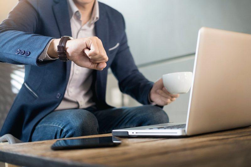 手錶是許多商務人士的必要配備之一。圖/ingimage