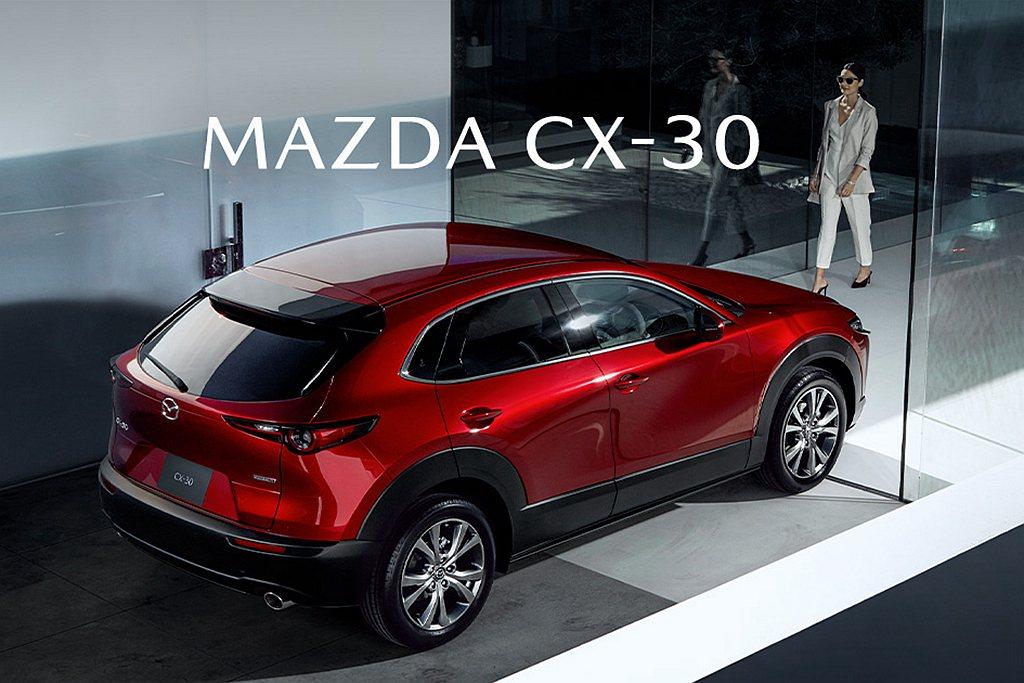 日規Mazda CX-30 Skyactiv-X售價自3,294,500日幣起,...