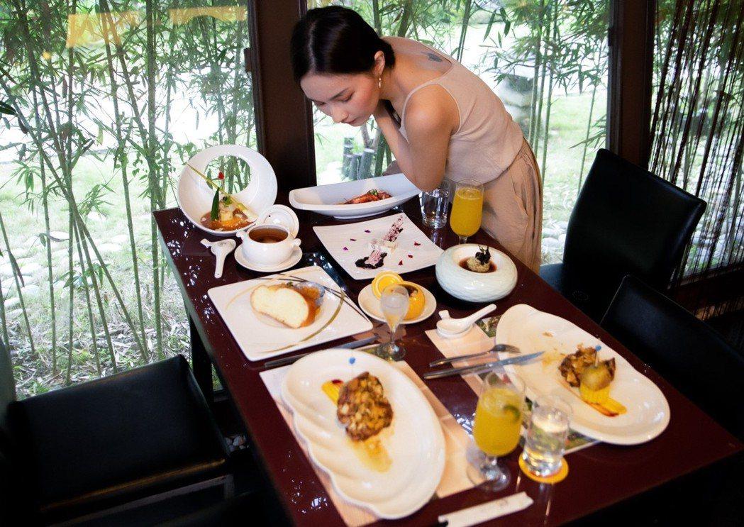 和風Villa的美味饗宴,是與合作多年主持小舜師親自操刀 業者/提供