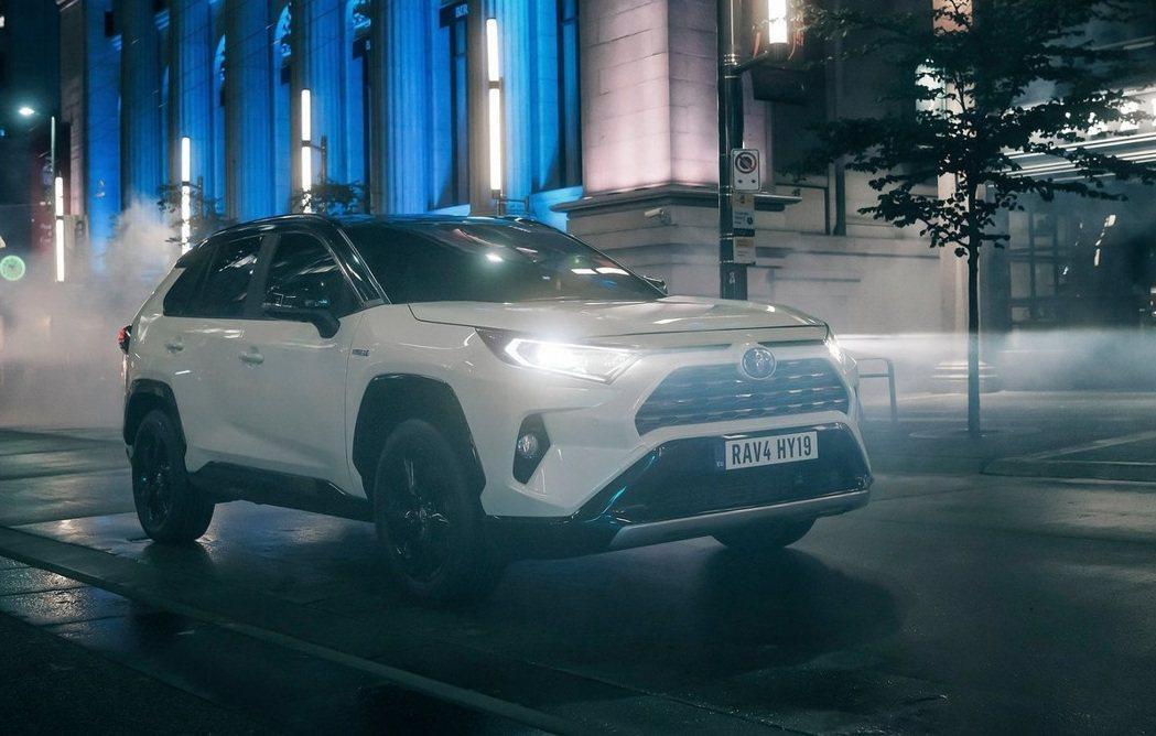 Toyota RAV4以696輛位居冰島銷售龍頭。 圖/Toyota提供