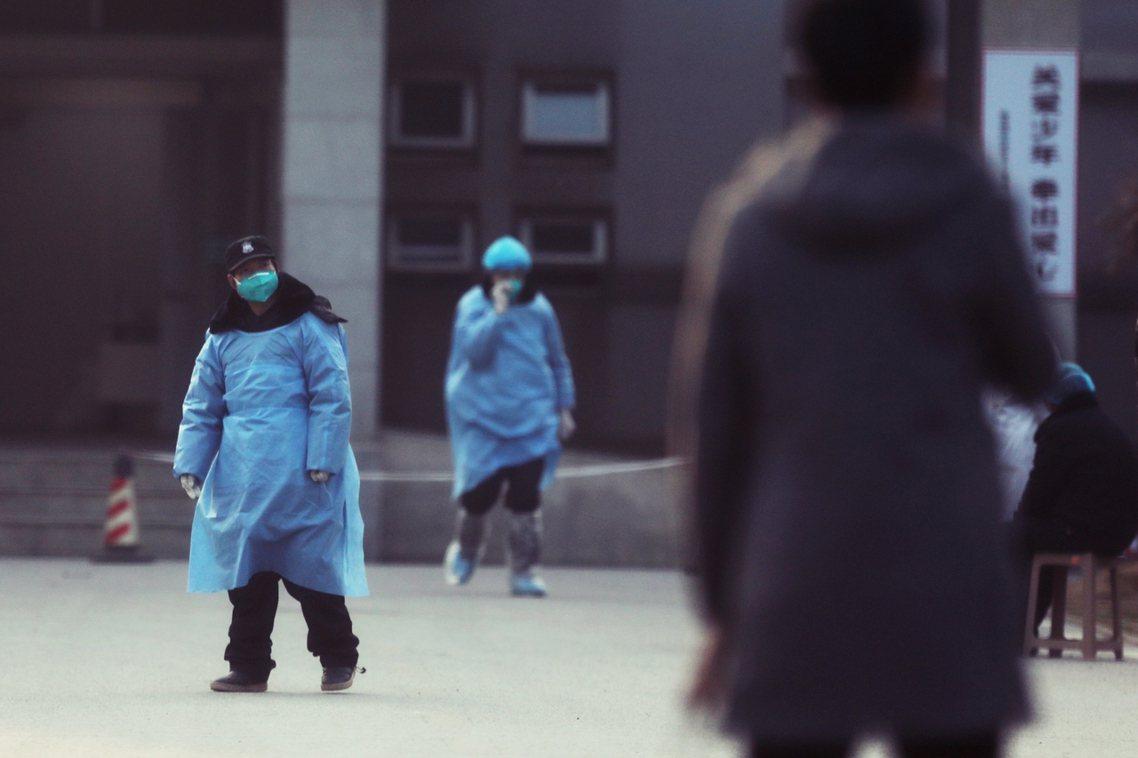 1月21日下午,中國政府針對有爆發大規模疫情風險的「武漢新型冠狀病毒」,發出了重...