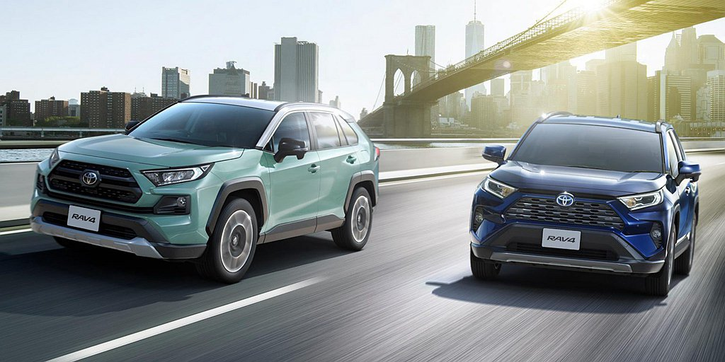 Toyota RAV4重返日本市場後銷售表現優異,2019共賣出5.3萬輛成績。...