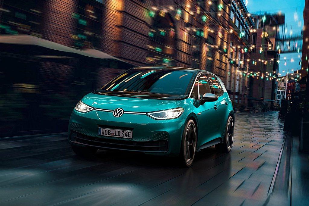 2020年福斯集團將有更多電動車推出市場,屆時電動車總銷售量則有望翻倍成長。 圖...