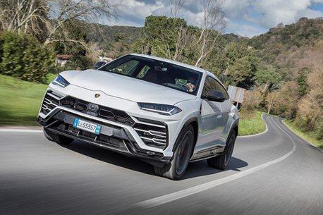 光Urus就佔了60%!2019 Lamborghini全球銷售再成長43%