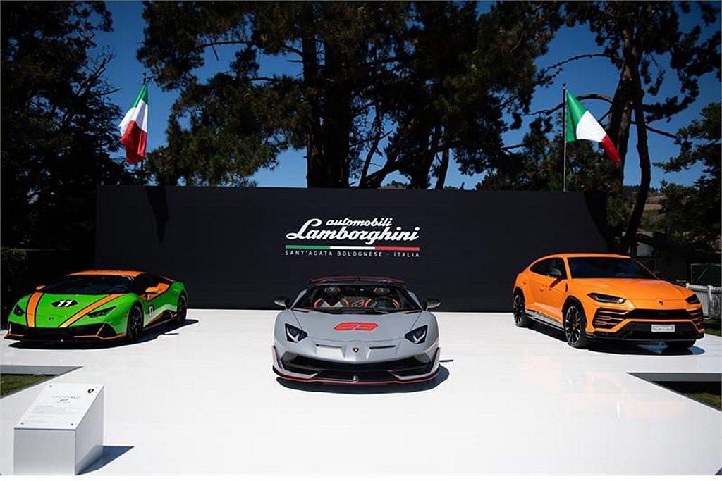 Lamborghini於2019年全球總銷售攀升至8,205輛,並繳出43%銷售...